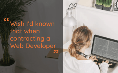 Questions to ask your Web Designer