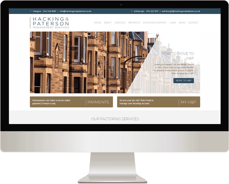 property management websites