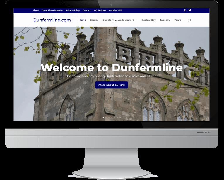Dunfermline web design